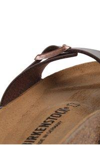 Birkenstock - MADRID - Slippers - brown - 6