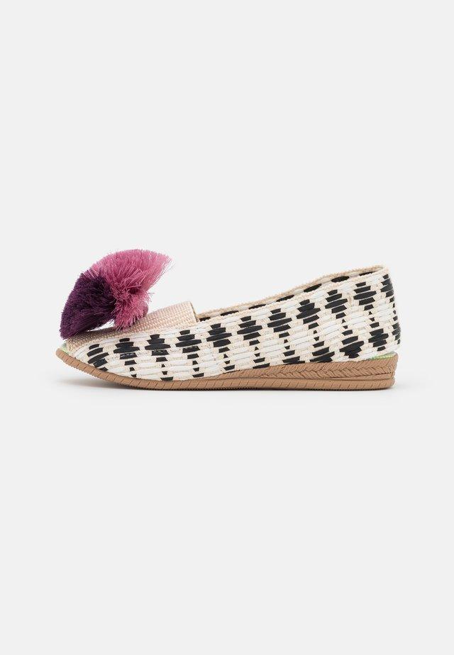 DALIA - Nazouvací boty - purpura/malva/morado