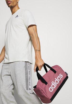 LIN DUFFLE XS UNISEX - Sports bag - tramar/black/white