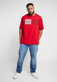 Levi's® Plus - 502™ REGULAR TAPER - Straight leg jeans - light-blue denim - 1