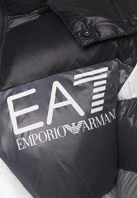 EA7 Emporio Armani - Winter jacket - black/white - 4