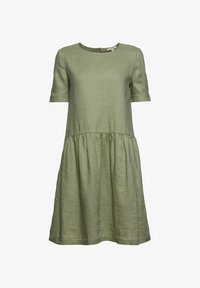 Esprit - DRESS - Day dress - light khaki - 8