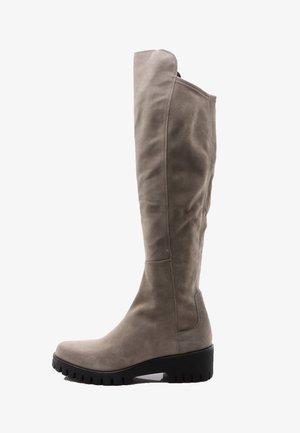 LONG - Boots - beige