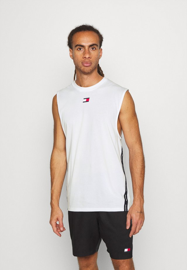 TAPE TANK - Top - white