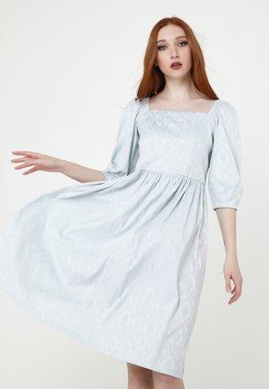 CHANTALE - Day dress - grau blau