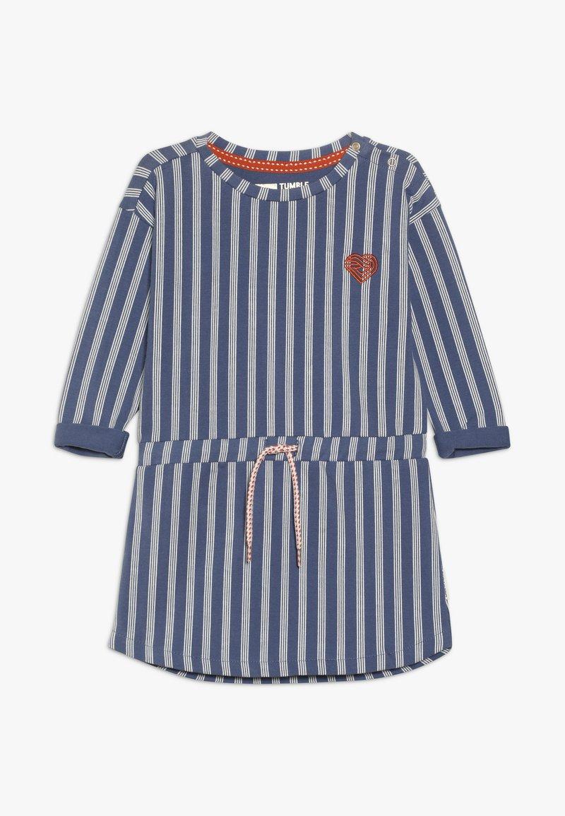 Tumble 'n dry - MOLLY - Jersey dress - bijou blue