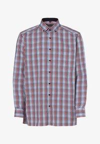 Andrew James - Shirt - rot hellblau - 0