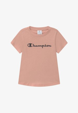 LEGACY AMERICAN CLASSICS CREWNECK - T-shirt con stampa - light pink