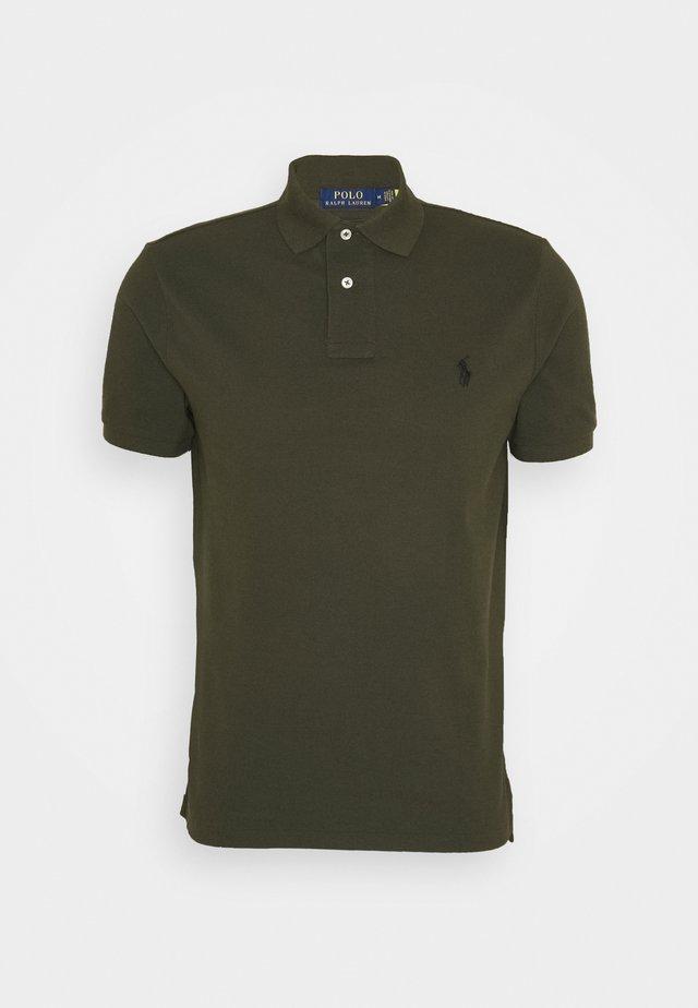 Poloshirt - company olive