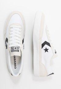 Converse - NET STAR CLASSIC - Trainers - white/black/egret - 1