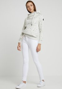 Kaporal - POWER - Slim fit jeans - white denim - 1
