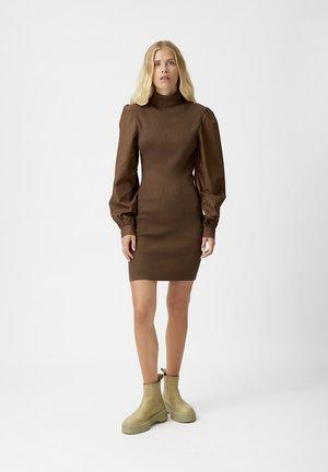 Jumper dress - slate black
