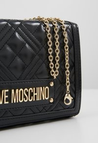 Love Moschino - Taška spříčným popruhem - black - 7