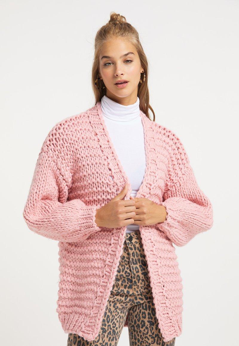 myMo - Cardigan - rosa