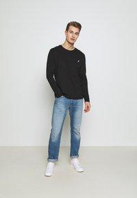 Pier One - Långärmad tröja - black - 1