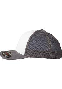 Flexfit - Cap - darkgrey and white - 1