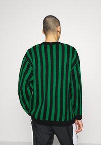 Mennace - VERTICAL - Cardigan - green - 2