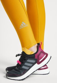 adidas Performance - ASK C.RDY - Tights - dark yellow - 7