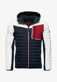 Superdry - Light jacket - white/black - 5