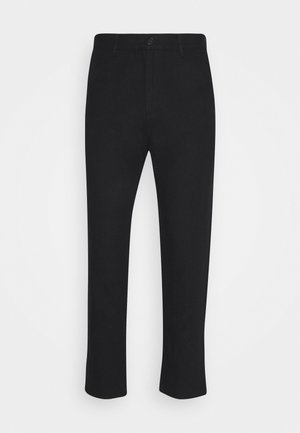 ARBUS TROUSERS - Chino - black