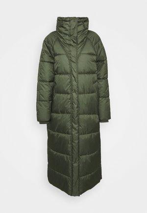 ARCTIC PUFFER COAT DETACHABLE HOOD - Cappotto invernale - olivia gray