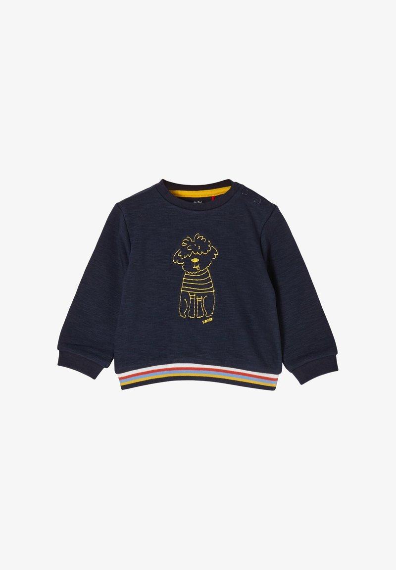 s.Oliver - Sweatshirt - dark blue