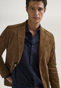 Massimo Dutti - Blazer jacket - brown - 5