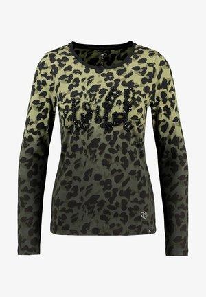WLS PRETTY - Long sleeved top - khaki