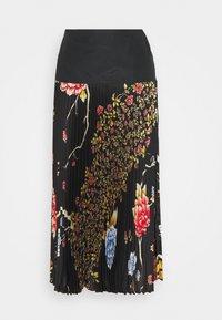 Victoria Victoria Beckham - PLEATED SKIRT - Áčková sukně - black - 4