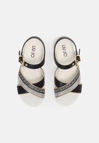 LIU JO - DESY  - Sandals - black - 3