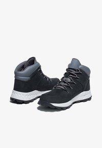 Timberland - SPRINT - Höga sneakers - jet black - 0