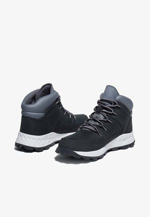 SPRINT - High-top trainers - jet black