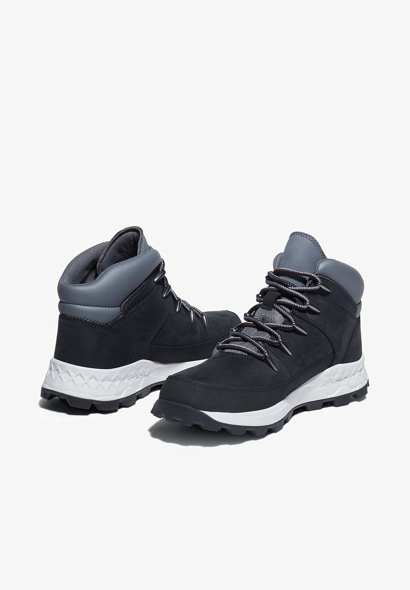 Timberland - SPRINT - Höga sneakers - jet black