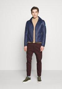 Save the duck - NETYX - Light jacket - navy blue - 1