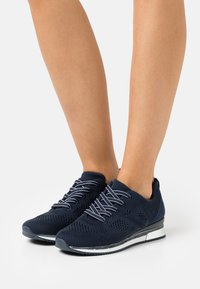 Marco Tozzi - Sneakers laag - navy - 0