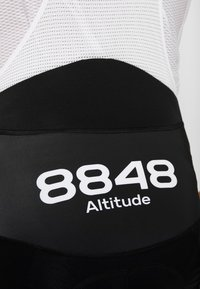 8848 Altitude - SANTO BIKE BIB SHORTS 2.0 - Tights - reflecting pond - 6