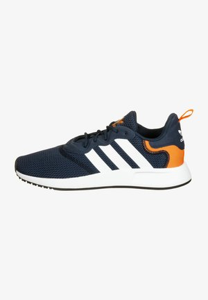 ADIDAS ORIGINALS SCHUHE X PLR - Matalavartiset tennarit - blue/white/orange