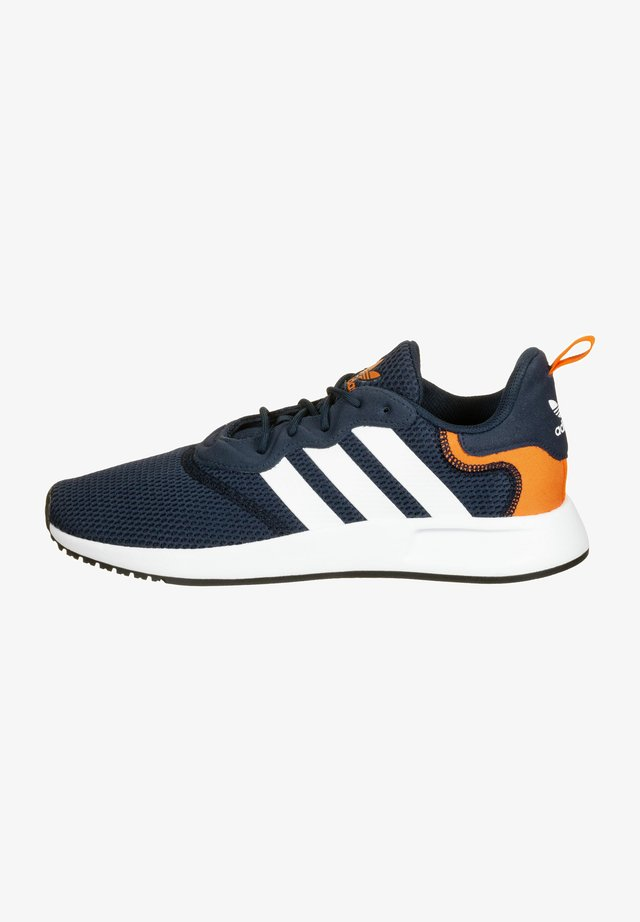 ADIDAS ORIGINALS SCHUHE X PLR - Baskets basses - blue/white/orange
