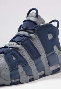 Nike Sportswear - AIR MORE UPTEMPO 96 - High-top trainers - cool grey/white/midnight navy - 7