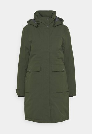 EMILIA WOMENS - Outdoor jacket - deep green