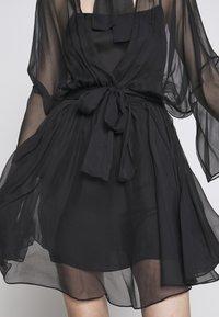 Pinko - SAETTA ABITO - Vestito elegante - black - 10