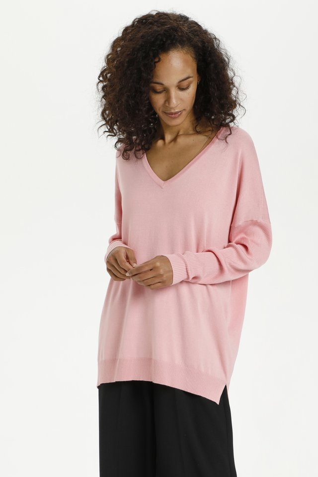 KAMACHELLE - Pullover - candy pink