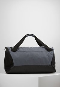 Nike Performance - DUFF - Sports bag - flint grey/black/white - 2