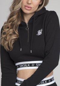 SIKSILK - SIKSILK - Joggebukse - black - 4