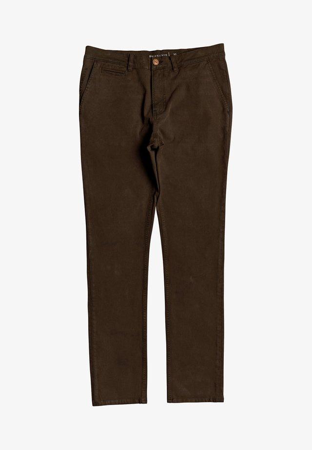 KRANDY - Trousers - demitasse