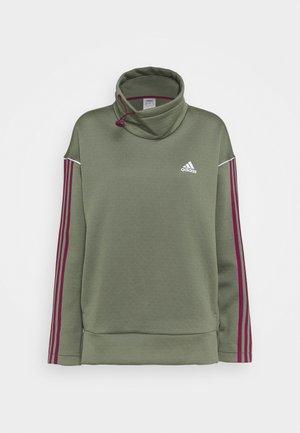 Sweatshirt - olive