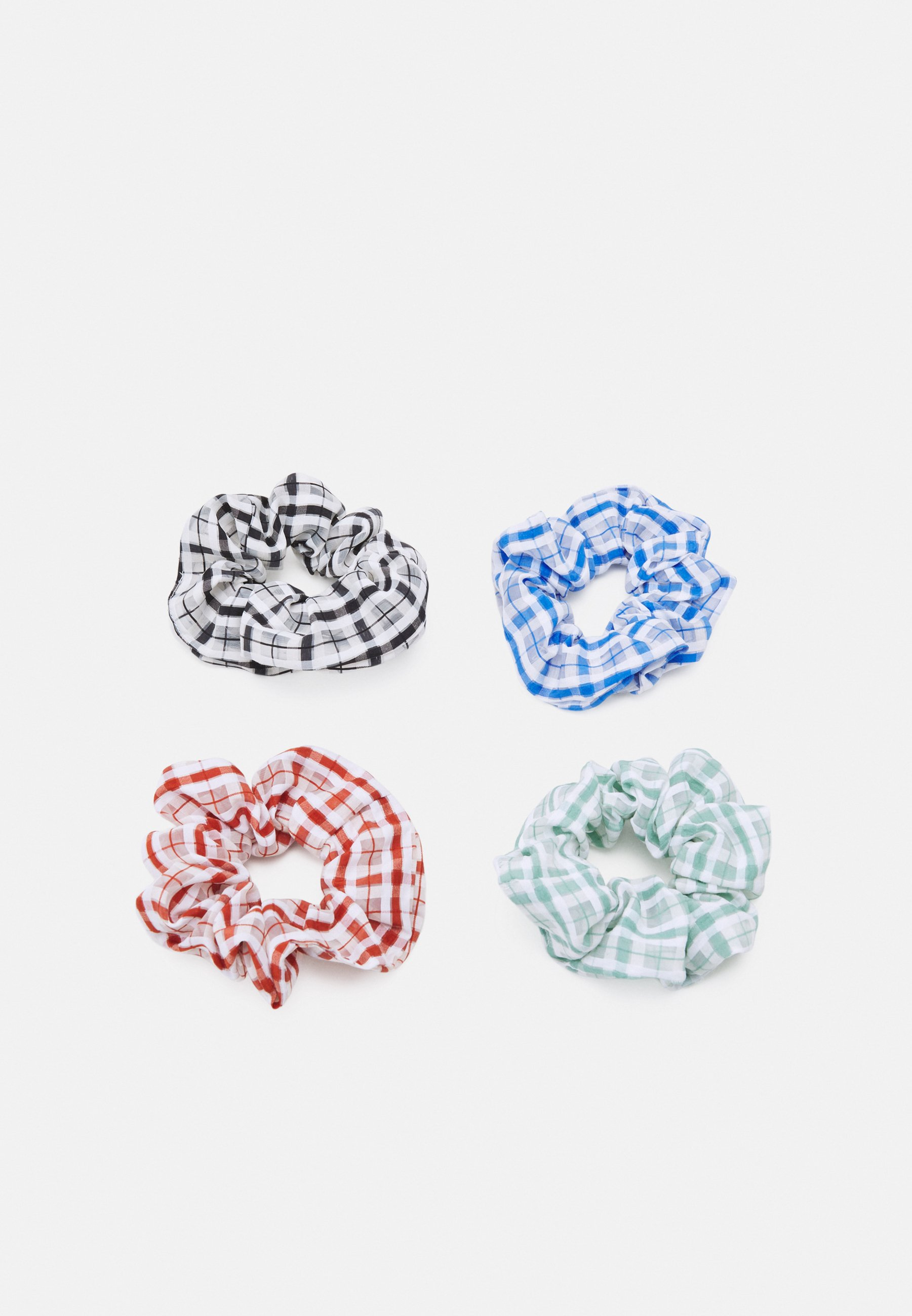 Women PCAKIT SCRUNCHIE 4 PACK - Hair styling accessory