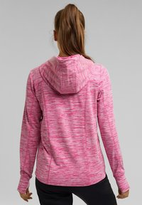 Esprit Sports - MIT E-DRY - Hoodie - pink fuchsia - 2