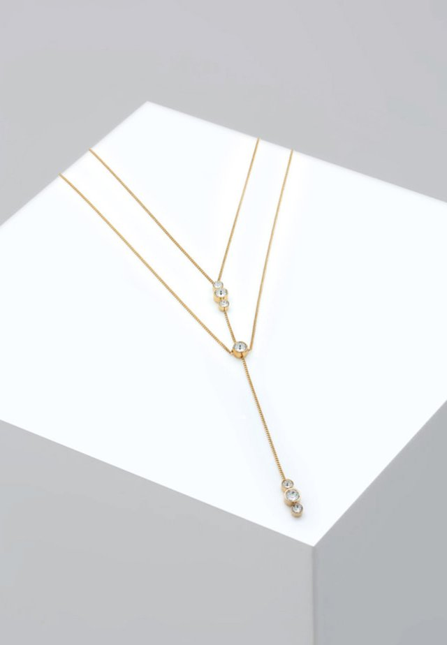 GEO LAYER  - Collier - gold-coloured