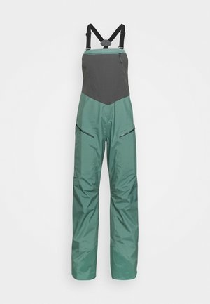SNOWDRIFTER - Snow pants - regen green